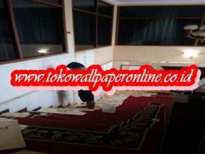 Jasa Pasang Wallpaper Dinding Jakarta