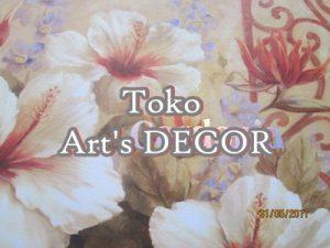 Toko Wallpaper Dinding GARDENIA