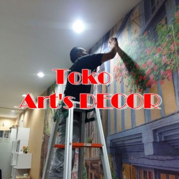 Jasa Pasang Wallpaper Murah Tangerang