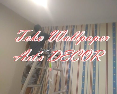 Jasa Pemasangan Wallpaper
