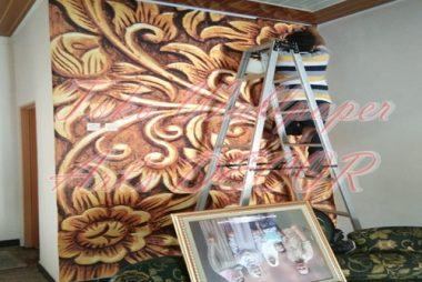 Jasa Pasang Wallpaper Bantul Jogja
