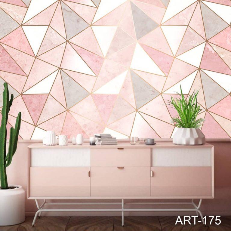 Jual wallpapar dinding murah kualitas gambar terang