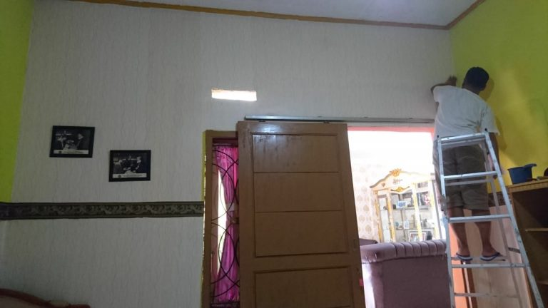 Jasa Wallpaper Depok