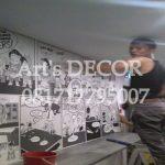 Jasa Pemasangan Wallpaper Jakarta Selatan