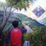 Jasa Pasang Wallpaper Padang