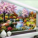 Jasa Pasang Wallpaper Bintaro