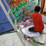 Jasa Pasang Wallpaper Cibinong